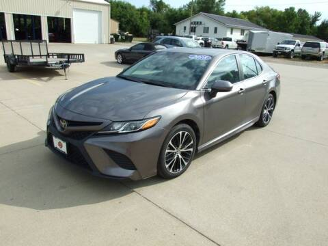2018 Toyota Camry for sale at Koop's Sales and Service in Vinton IA