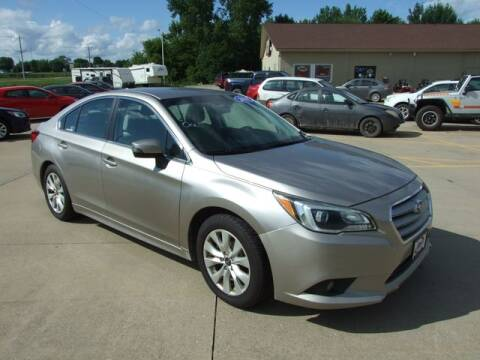2016 Subaru Legacy for sale at Koop's Sales and Service in Vinton IA