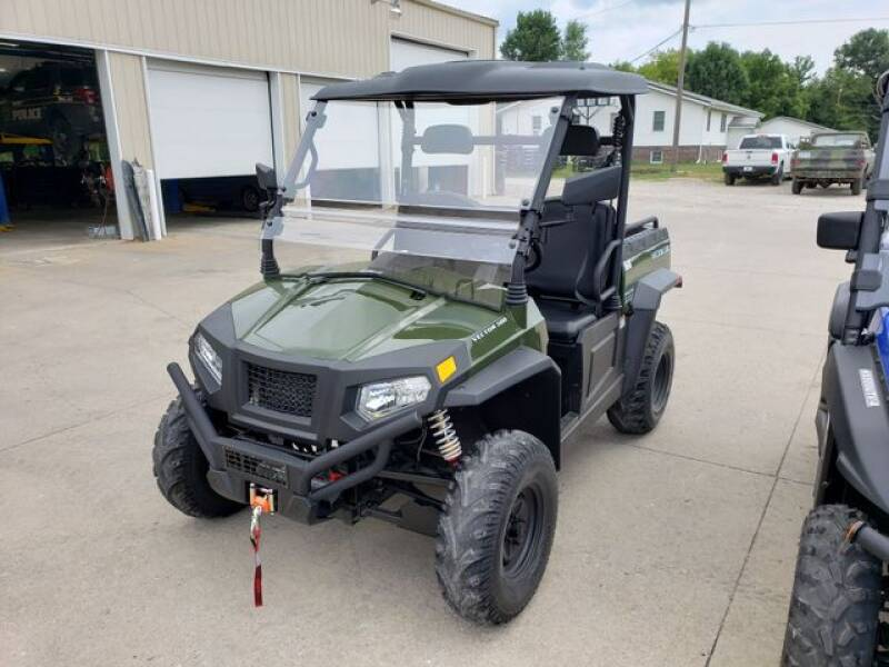 2019 Hisun Vector 500i for sale at Koop's Sales and Service in Vinton IA
