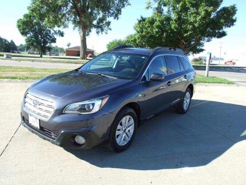 2016 Subaru Outback for sale at Koop's Sales and Service in Vinton IA