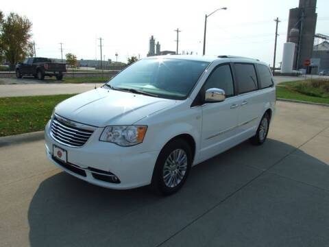 2014 Chrysler Town and Country for sale at Koop's Sales and Service in Vinton IA