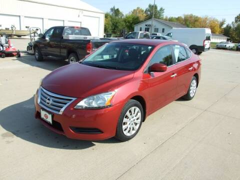 2015 Nissan Sentra for sale at Koop's Sales and Service in Vinton IA