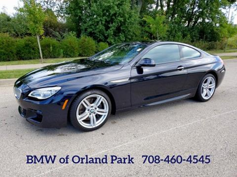2017 BMW 6 Series for sale in Orland Park, IL