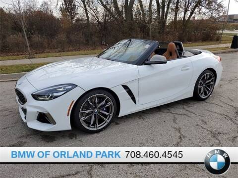 2020 BMW Z4 for sale at BMW OF ORLAND PARK in Orland Park IL