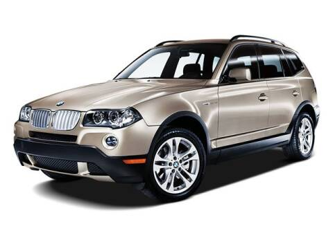 2010 BMW X3 xDrive30i for sale at BMW OF ORLAND PARK in Orland Park IL