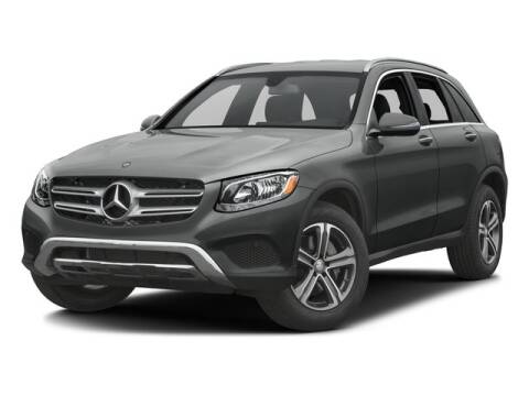 2016 Mercedes-Benz GLC GLC 300 4MATIC for sale at BMW OF ORLAND PARK in Orland Park IL