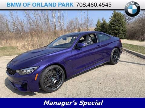 2020 BMW M4 for sale at BMW OF ORLAND PARK in Orland Park IL