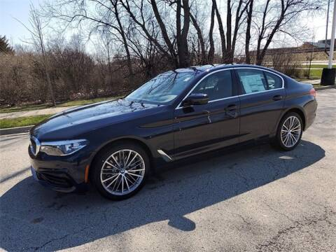 2020 BMW 5 Series for sale at BMW OF ORLAND PARK in Orland Park IL
