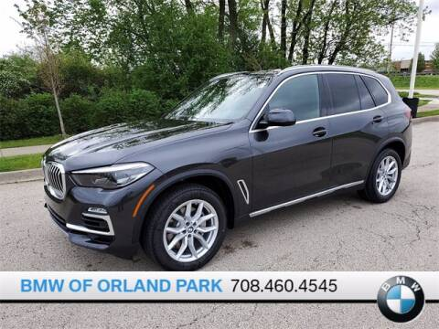 2020 BMW X5 for sale at BMW OF ORLAND PARK in Orland Park IL