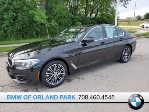 2019 BMW 5 Series for sale at BMW OF ORLAND PARK in Orland Park IL