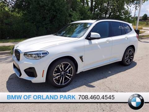 2020 BMW X3 M for sale at BMW OF ORLAND PARK in Orland Park IL