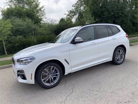 2020 BMW X3 for sale at BMW OF ORLAND PARK in Orland Park IL