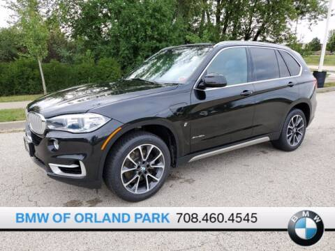 2017 BMW X5 for sale at BMW OF ORLAND PARK in Orland Park IL