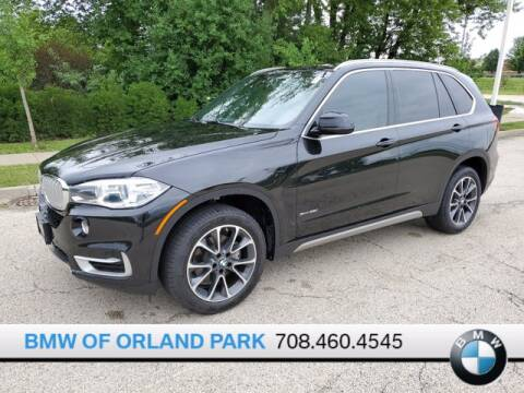 2018 BMW X5 for sale at BMW OF ORLAND PARK in Orland Park IL