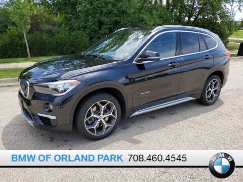 2018 BMW X1 for sale at BMW OF ORLAND PARK in Orland Park IL