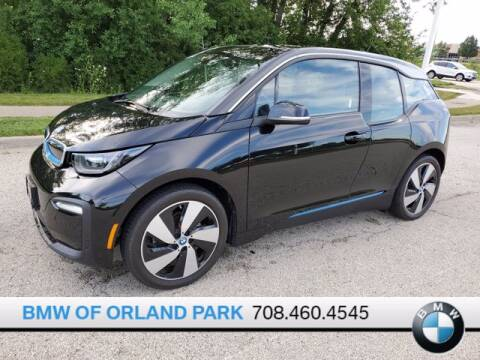 2018 BMW i3 for sale at BMW OF ORLAND PARK in Orland Park IL