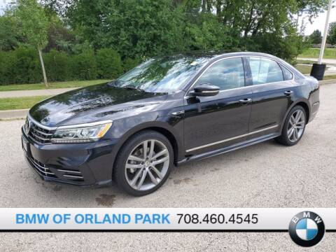 2019 Volkswagen Passat for sale at BMW OF ORLAND PARK in Orland Park IL
