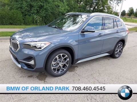2020 BMW X1 for sale at BMW OF ORLAND PARK in Orland Park IL