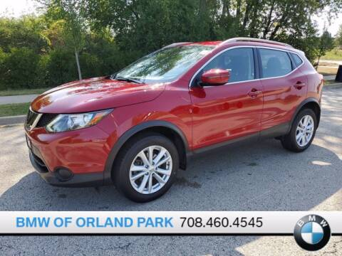2018 Nissan Rogue Sport for sale at BMW OF ORLAND PARK in Orland Park IL