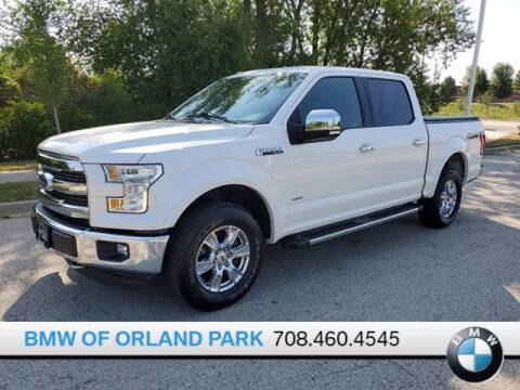 2016 Ford F-150 for sale at BMW OF ORLAND PARK in Orland Park IL