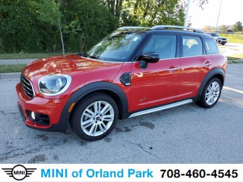 2020 MINI Countryman for sale at BMW OF ORLAND PARK in Orland Park IL