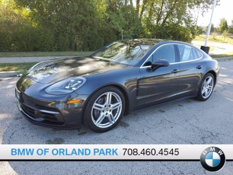 2017 Porsche Panamera for sale at BMW OF ORLAND PARK in Orland Park IL