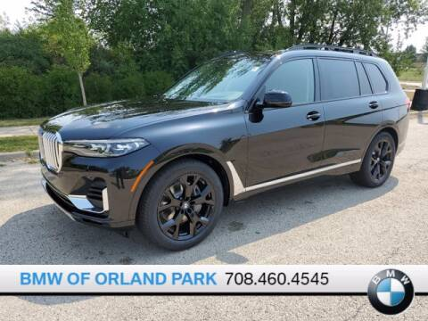 2021 BMW X7 for sale at BMW OF ORLAND PARK in Orland Park IL