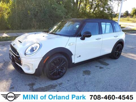 2017 MINI Clubman for sale at BMW OF ORLAND PARK in Orland Park IL