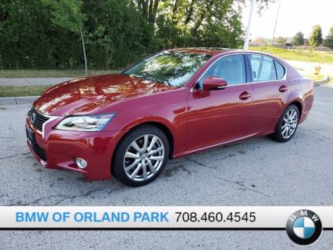 2013 Lexus GS 350 for sale at BMW OF ORLAND PARK in Orland Park IL