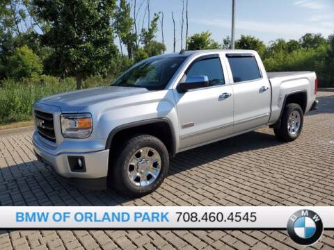 2014 GMC Sierra 1500 for sale at BMW OF ORLAND PARK in Orland Park IL