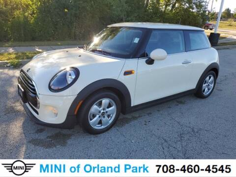 2019 MINI Hardtop 2 Door for sale at BMW OF ORLAND PARK in Orland Park IL