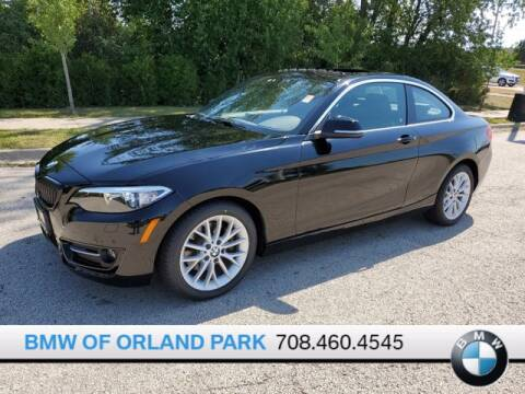 2016 BMW 2 Series for sale at BMW OF ORLAND PARK in Orland Park IL