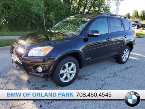 2009 Toyota RAV4 for sale at BMW OF ORLAND PARK in Orland Park IL
