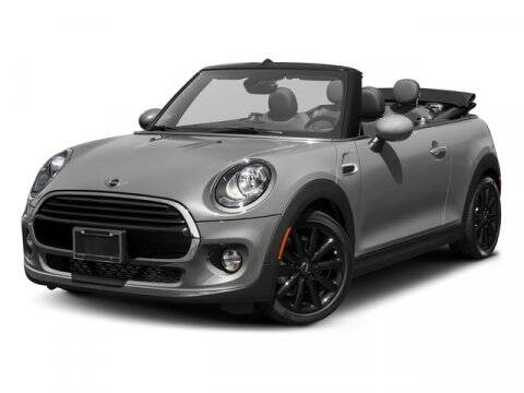 2017 MINI Convertible for sale at BMW OF ORLAND PARK in Orland Park IL