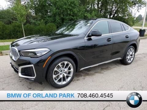 2021 BMW X6 for sale at BMW OF ORLAND PARK in Orland Park IL