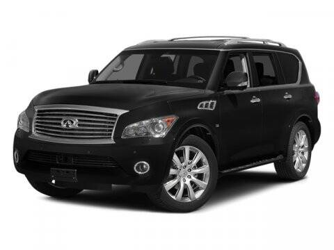 2014 Infiniti QX80 for sale at BMW OF ORLAND PARK in Orland Park IL