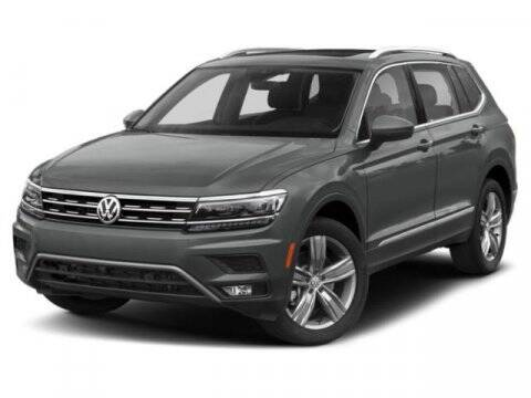2019 Volkswagen Tiguan for sale at BMW OF ORLAND PARK in Orland Park IL