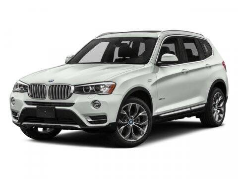 2017 BMW X3 for sale at BMW OF ORLAND PARK in Orland Park IL