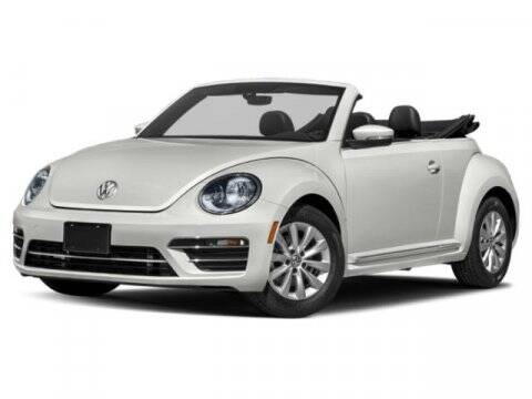 2019 Volkswagen Beetle Convertible for sale at BMW OF ORLAND PARK in Orland Park IL