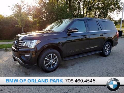 2018 Ford Expedition MAX for sale at BMW OF ORLAND PARK in Orland Park IL