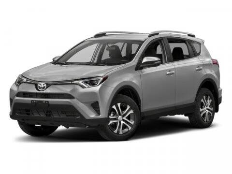 2018 Toyota RAV4 for sale at BMW OF ORLAND PARK in Orland Park IL