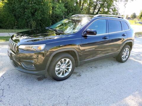2019 Jeep Cherokee for sale at BMW OF ORLAND PARK in Orland Park IL