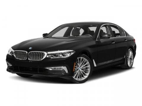 2017 BMW 5 Series for sale at BMW OF ORLAND PARK in Orland Park IL