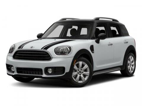 2017 MINI Countryman for sale at BMW OF ORLAND PARK in Orland Park IL