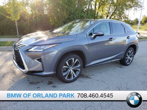 2017 Lexus RX 350 for sale at BMW OF ORLAND PARK in Orland Park IL