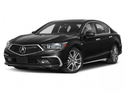 2019 Acura RLX for sale at BMW OF ORLAND PARK in Orland Park IL