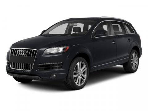 2014 Audi Q7 for sale at BMW OF ORLAND PARK in Orland Park IL