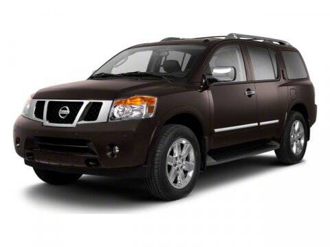 2012 Nissan Armada for sale at BMW OF ORLAND PARK in Orland Park IL