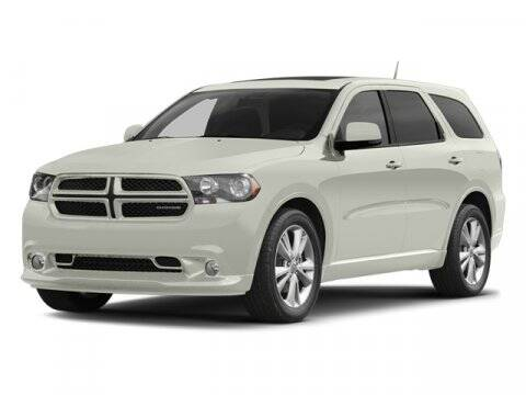 2013 Dodge Durango for sale at BMW OF ORLAND PARK in Orland Park IL