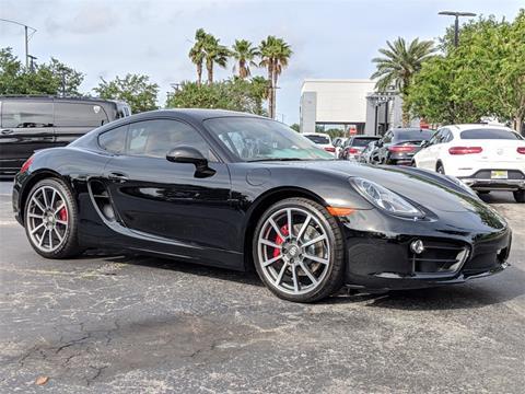 2014 Porsche Cayman for sale in Orlando, FL